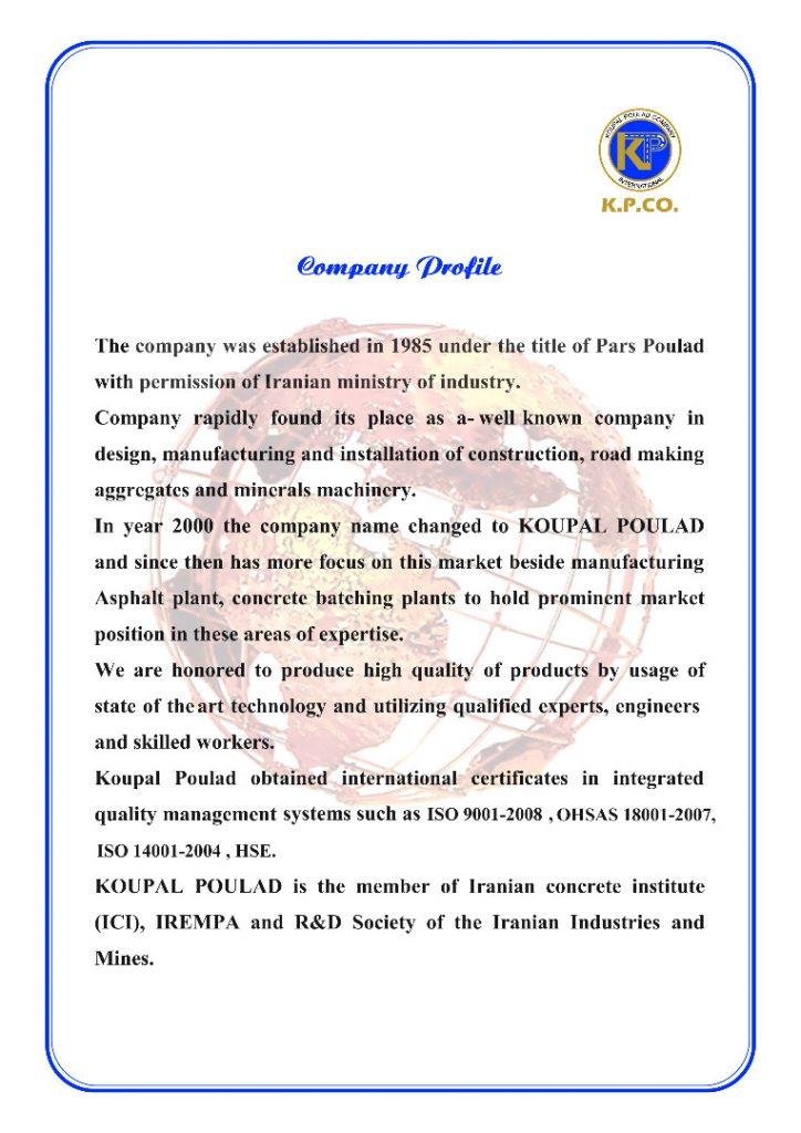 company profile en